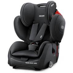 Recaro Young Sport Hero Group 123 Performance Black Car Seat
