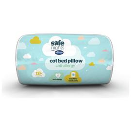 Silentnight Safe Nights Anti Allergy Cot Bed Pillow