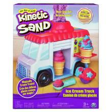 Kinetic Sand Ice Cream Truck Playset