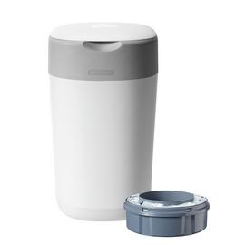 Tommee Tippee Twist & Click Nappy Disposal System - White