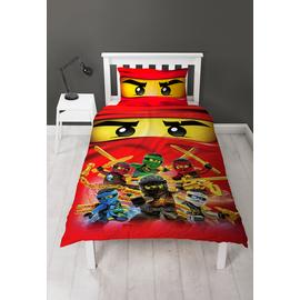 LEGO Ninjago Collective Bedding Set - Single