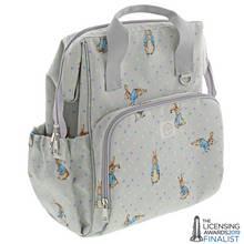 Beatrix Potter Peter Rabbit Changing Backpack
