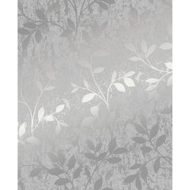 Superfresco Milan Trail Silver Wallpaper