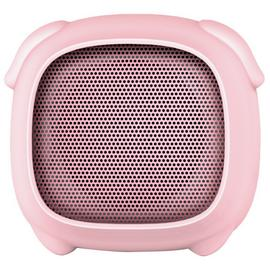 Kitsound Boogie Buddies Pig Bluetooth Speaker