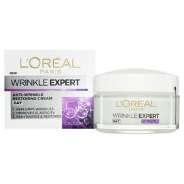 L'Oreal De Wrinkle Expert 55+ Day Cream - 50ml