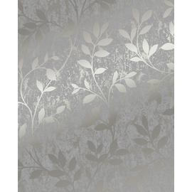 Graham & Brown Milan Trail Wallpaper - Taupe