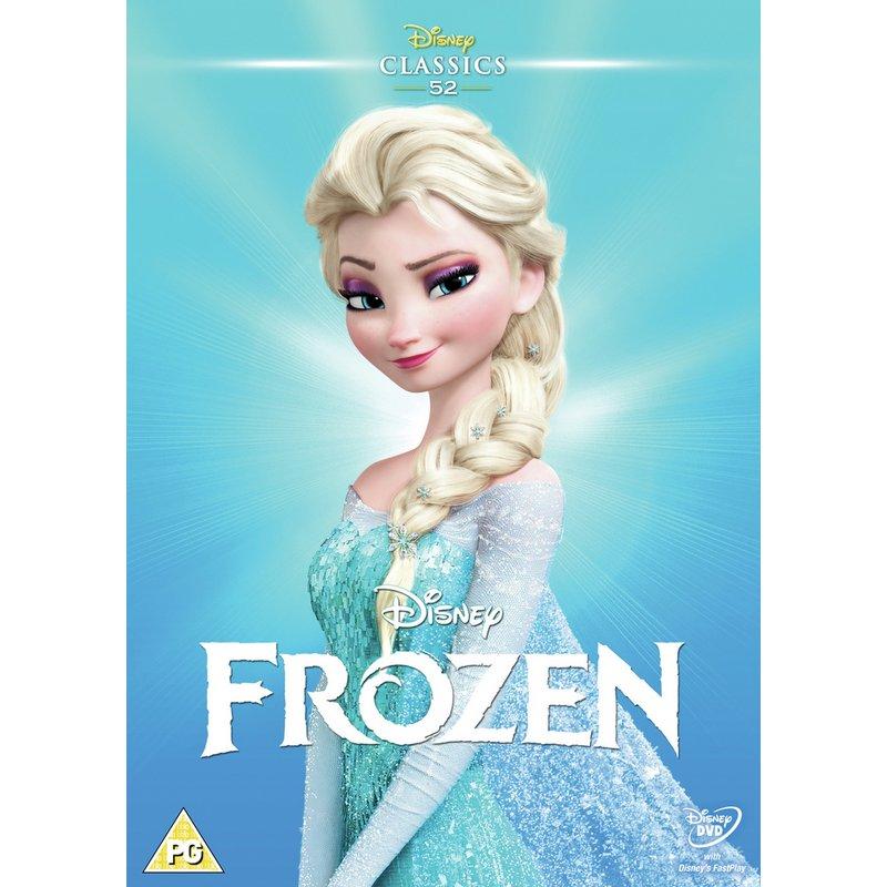 Frozen DVD from Argos