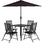 more details on HOME Milan 4 Seater Patio Set.