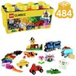 more details on LEGO Classic Medium Creative Brick Box - 10696.