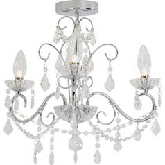 Results for chandelier argos home spetses 3 light bathroom chandelier chrome aloadofball Gallery
