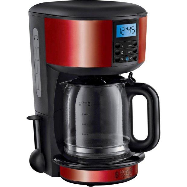 Buy russell hobbs 20682 legacy filter coffee maker for Garden maker online
