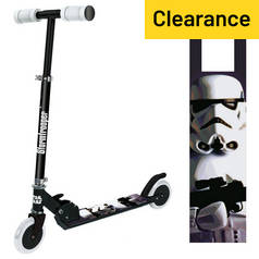 Star Wars Stormtrooper Folding Inline Scooter