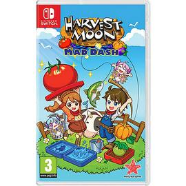 Harvest Moon: Mad Dash Nintendo Switch Pre-Order Game