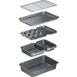 Masterclass 7 Piece Carbon Steel Bakeware Set