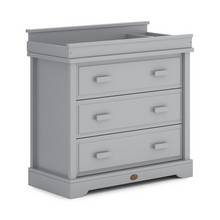 Boori Dresser and Changing Station - Pebble