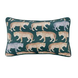 Argos Home Wilderness Leopard Cushion