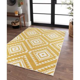 Argos Home Global Geo Rug