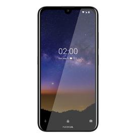 SIM Free Nokia 2.2 Mobile Phone - Black