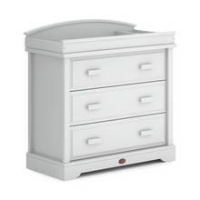 Boori Dresser and Changing Station - White