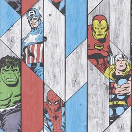 Graham & Brown Marvel Wood Panel Wallpaper