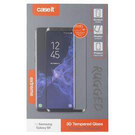 Case It Rugged Samsung Galaxy S9 Screen Protector