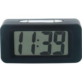 Acctim Black LCD Alarm Clock