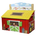 more details on Fantasy Fields Happy Farm Toy Box.