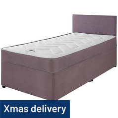Forty Winks Newington Comfort Support Divan Bed - Single