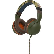Skullcandy Hesh 2 Over Ear - Olive/Camo