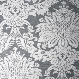 Graham & Brown Vogue Wallpaper - Charcoal