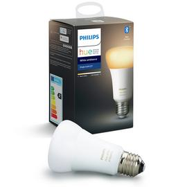 Philips Hue E27 White Ambiance Smart Bulb with Bluetooth/t