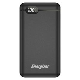Energizer Hightech 20000mAh Portable Power Bank - Black