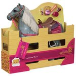 more details on Our Generation Dolls Lusitanian Horse.