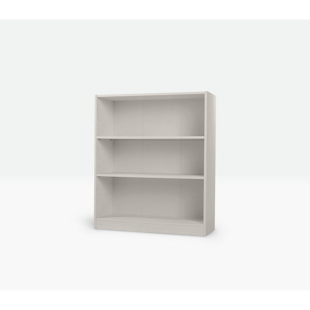 best website 0972a 963ee Buy Argos Home Maine 2 Shelf Small Bookcase - Putty | Bookcases and  shelving units | Argos