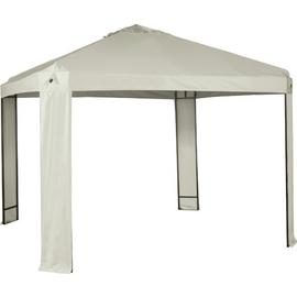 Argos Home 3m x 3m Garden Gazebo - Cream