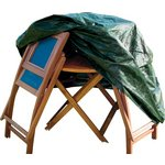 more details on HOME Round Patio Set Cover.