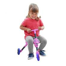 Scuttlebug Butterfly Ride On - Pink and Purple