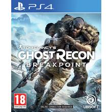 Ghost Recon: Breakpoint PS4 Game