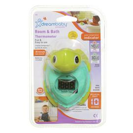 Dreambaby Turtle Room and Bath Thermometer