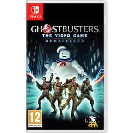 Ghostbusters: The Video Game Remastered Nintendo Switch