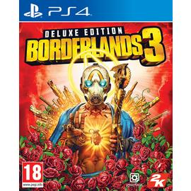 Borderlands 3 Deluxe Edition PS4 Game