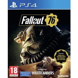 Fallout 76 Wastelanders PS4 Game