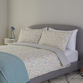 Habitat Angelica Dots Bedding Set - Superking