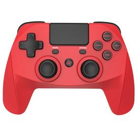 Snakebyte Game:Pad 4S Wireless Controller for PS4 - Red