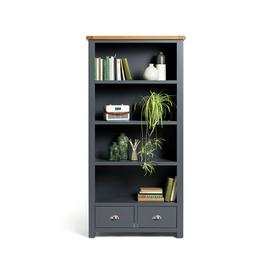 Argos Home Kent 2 Drawer Bookcase