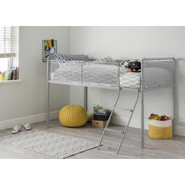 Argos Home Maddox Grey Mid Sleeper Bed Frame