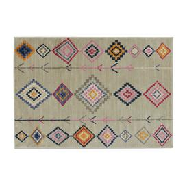 Argos Home Global Brights Berber Rug - 120x170cm - Multi