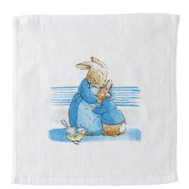 Beatrix Potter Peter Rabbit Face Cloth - Set of 3