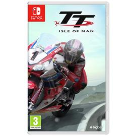 TT Isle of Man: Ride on the Edge Nintendo Switch Game
