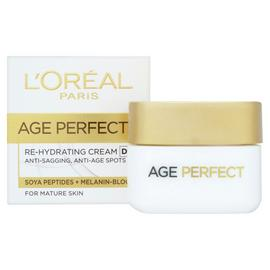 L'Oreal Age Perfect Rehydrating Day Cream - 50ml